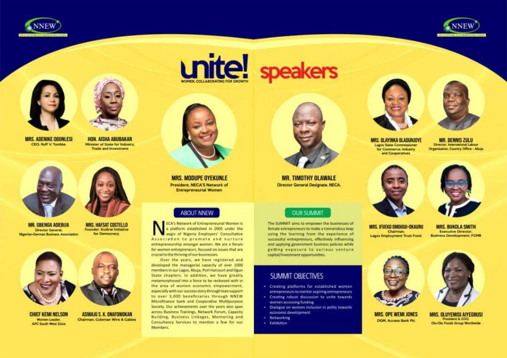 Unite NNEW Summit